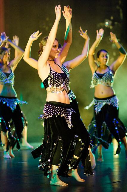 Arabian Belly Dance