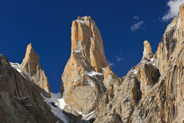 The Great Trango Towers of Pakistan