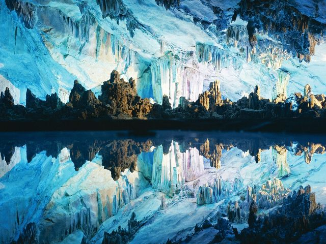 Reed Flute Cave of China