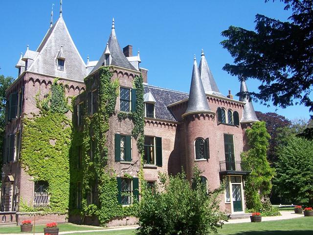 Castle of Keukenhof
