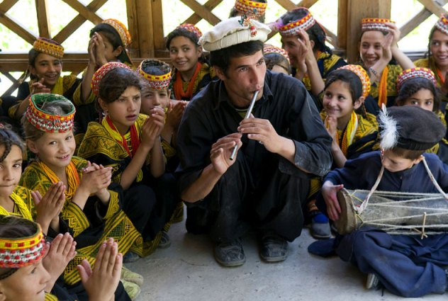 Culture and People of Kalash