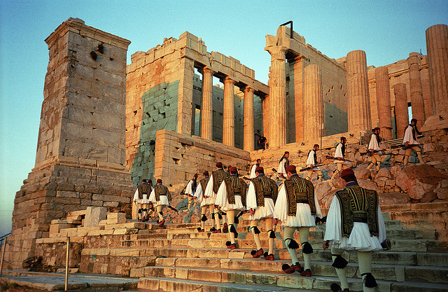 Acropolis of Athens, Greece - Image: ConstantineD