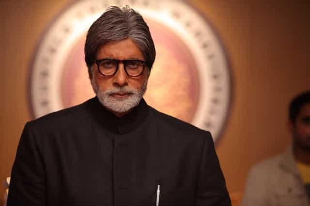 Amitabh Bachchan, Bollywood icon film star