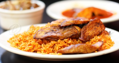 Jollof Rice, Traditional Dish of West Africa
