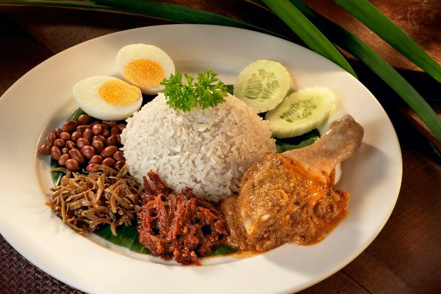 Nasi Lemak, Traditional Malay Dish