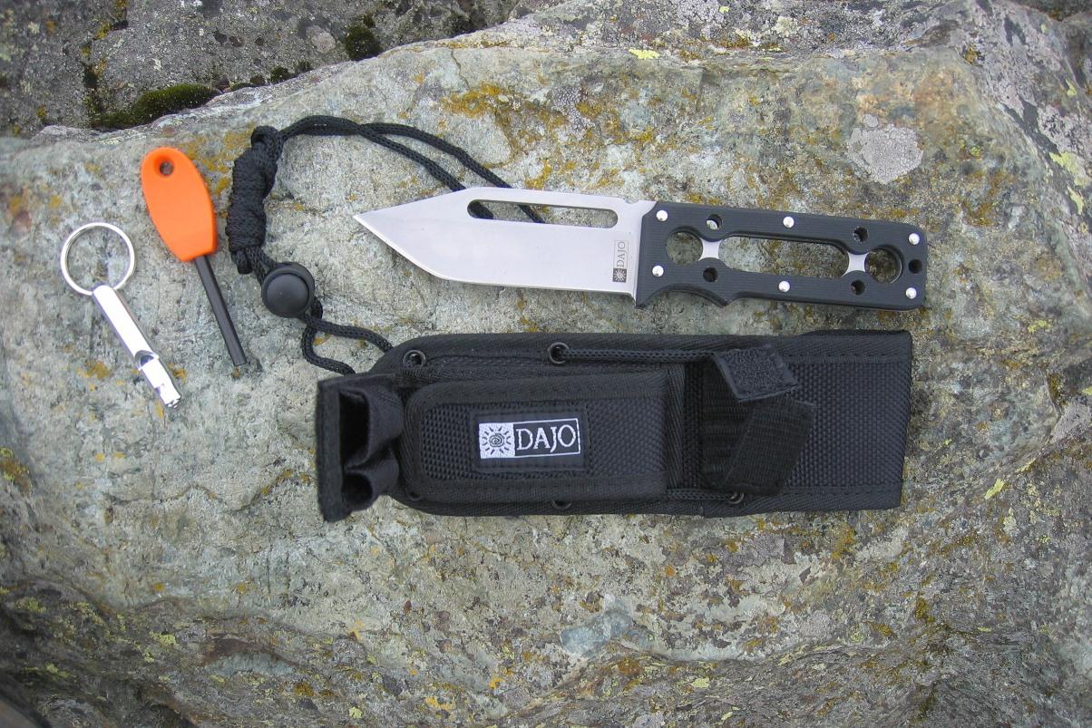 dojo survivor knife set