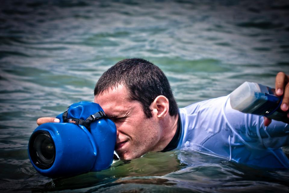 outex camera blue