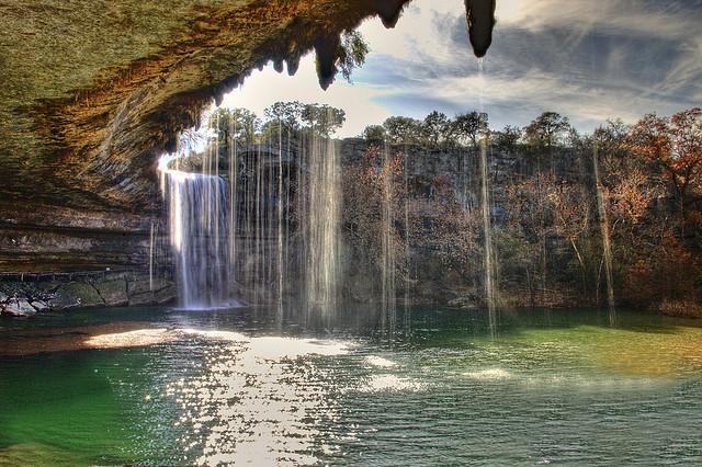 Hamilton Pool Nature Preserve Austin Texas 4