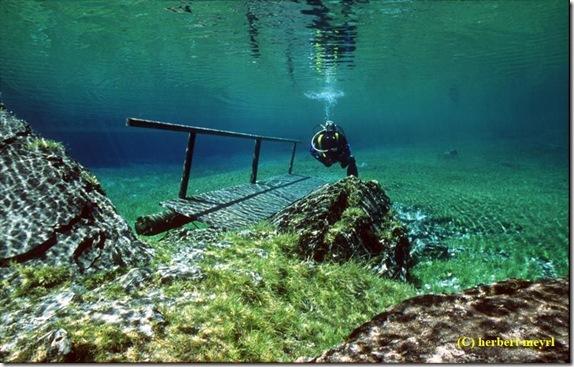 flooded meadow Sameranger Lake Austria 2