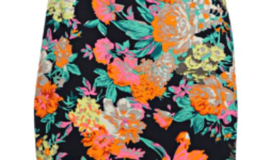 Spring Fashion: Flirty Florals