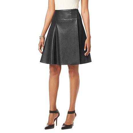 nene-by-nene-leakes-faux-leather-flared-skirt-d-2014071816390266~347860_001