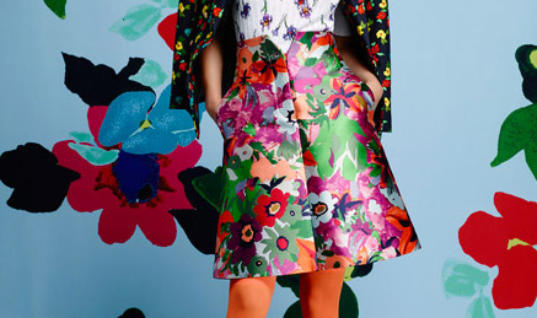 'Tis the Season for These Fierce Florals