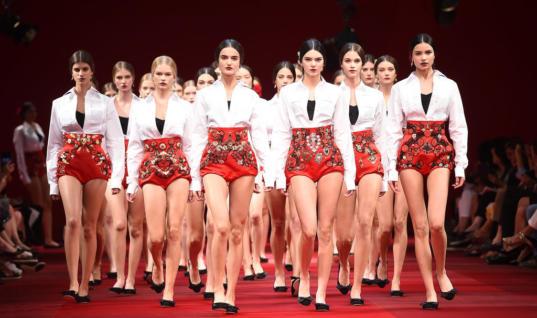Spring/Summer 2015: Dolce & Gabbana