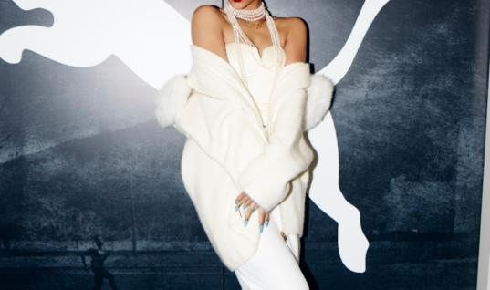 Rihanna Announced As Creative Director of Puma