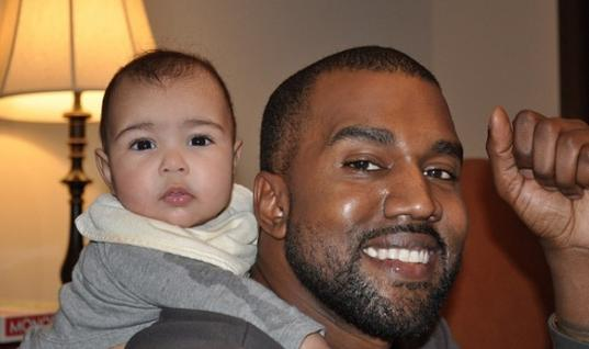 Kanye West Releases New Song for North West