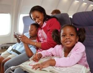 kids crayon plane