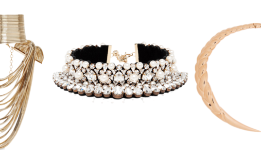 Cool Chokers to Add Edge to Any Look