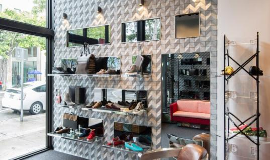 Christian Louboutin Opens a New Men's Store in Hong Kong