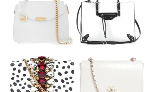 White Hot Handbags to Transcend the Seasons