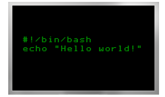 Get started with  Bash scripting