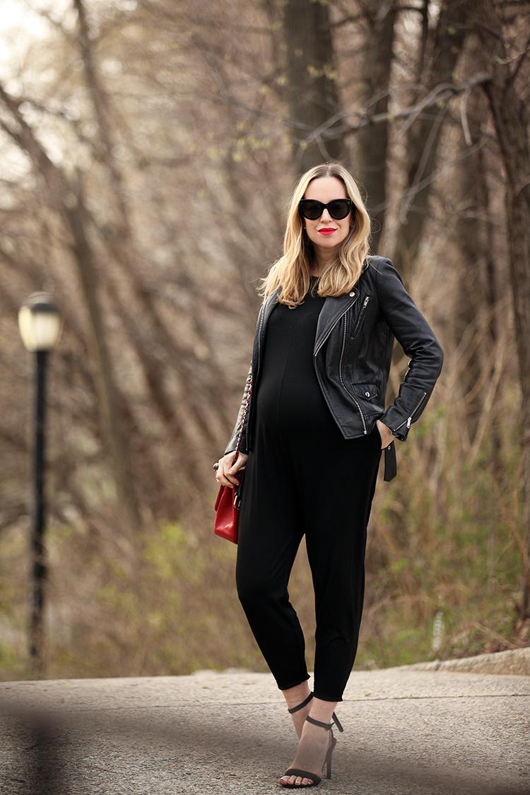 Hatch Maternity Jumpsuit
