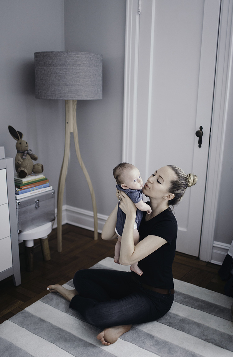 Nursery Details - Lulu & Georgia - Brooklyn Blonde