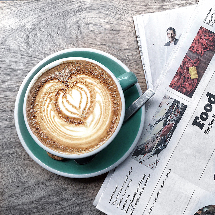 List Of  Hour Coffee Shops In New York City
