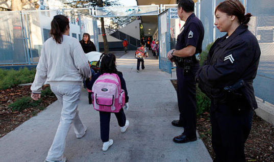 Police Handcuffs a 7-Year Old Boy With Special Needs