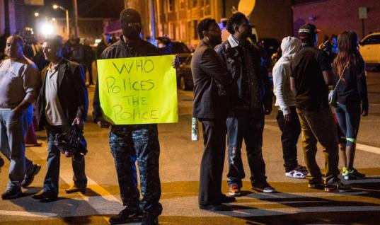 The Advent of Police Aggression in the US