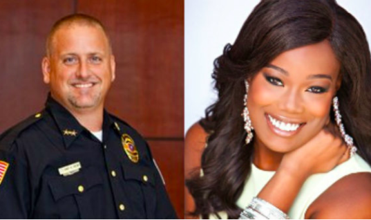 Police Chief Harasses Pageant Queen, Calls Her A Racial Slur and Has Her Arrested