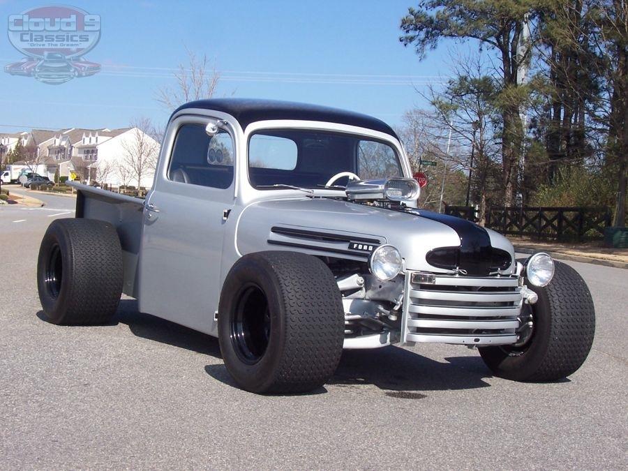 Customized Ford Trucks – Mutually