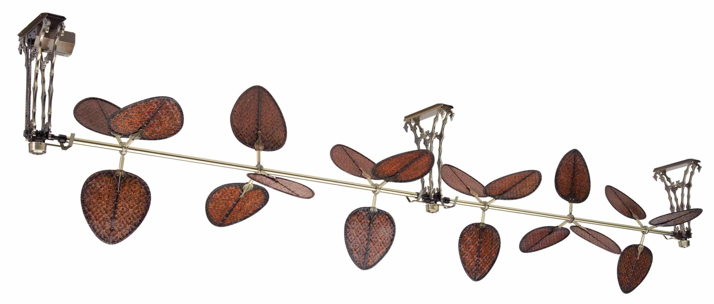 Cool and unique ceiling fans made out of unusual things mutually media source aloadofball Choice Image
