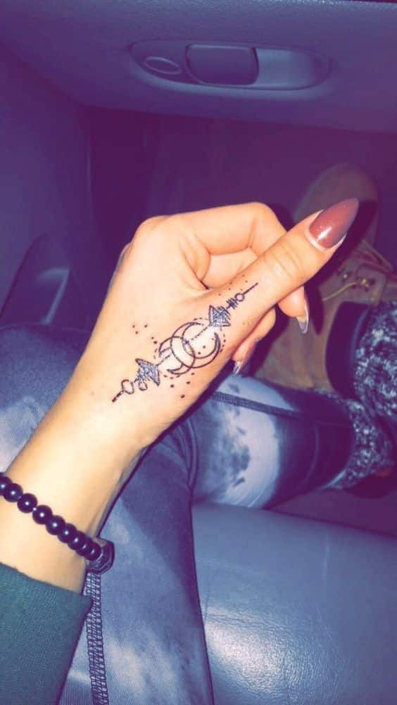 Girly Tattoos That Are Based On The Zodiac Mutually
