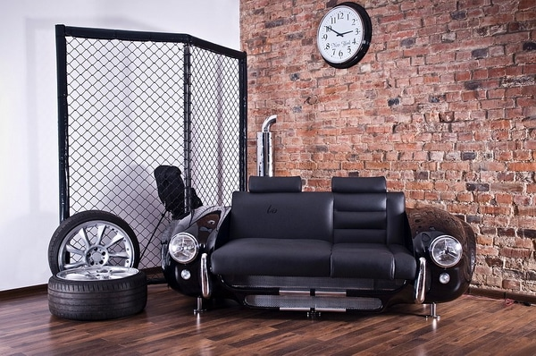 If You Werenu0027t Ready For The Car Seats Placed In The Trunk, Then This  Classy Looking Couch Will Definitely Amaze You And Make You Want To Try It  For ...