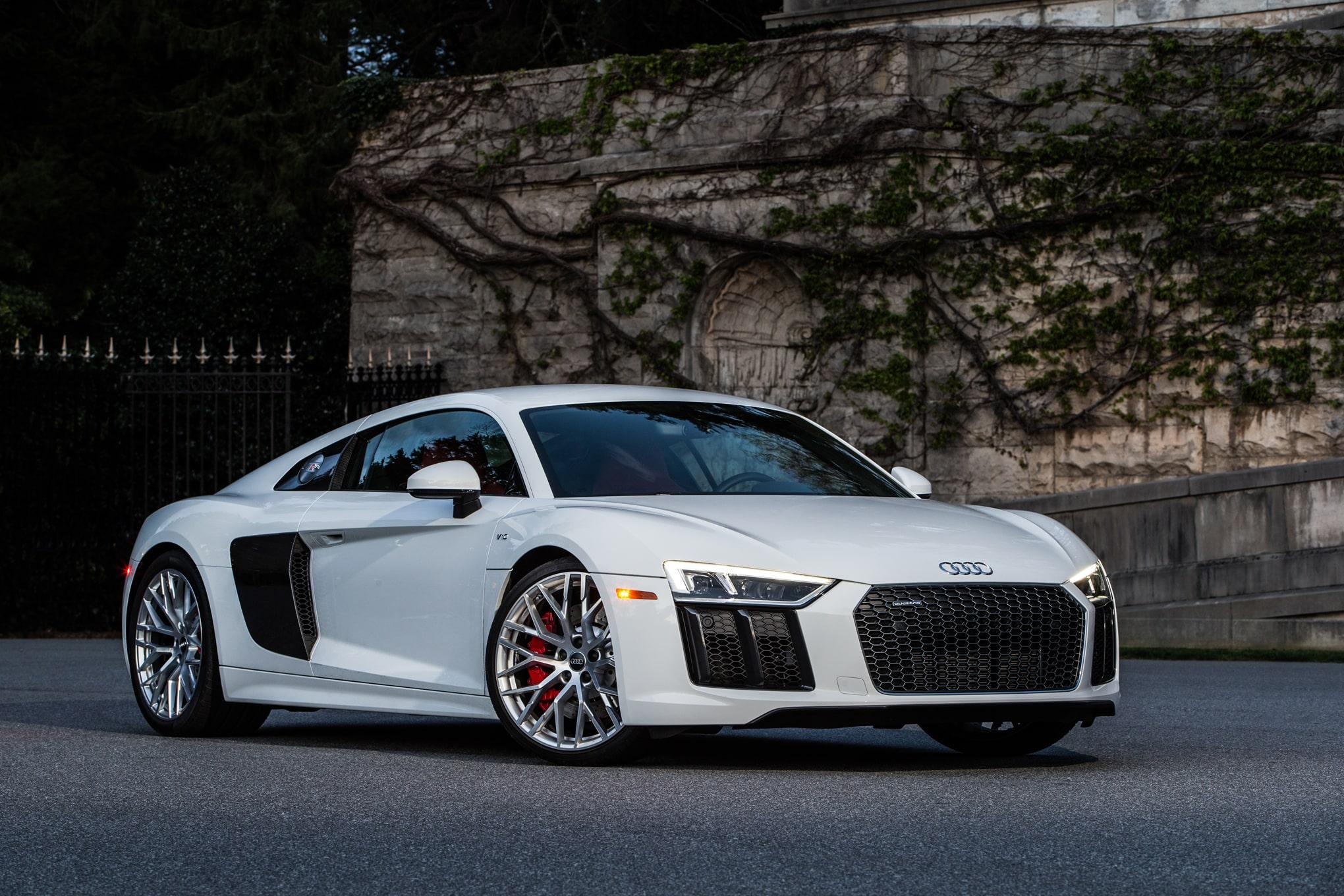 Superb 2017 Audi R8