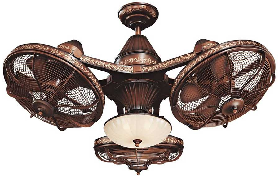 Cool and unique ceiling fans made out of unusual things mutually media source aloadofball Image collections
