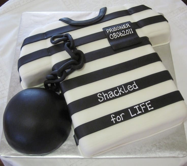 Hilarious Bachelorette Cakes That You Need To See Mutually