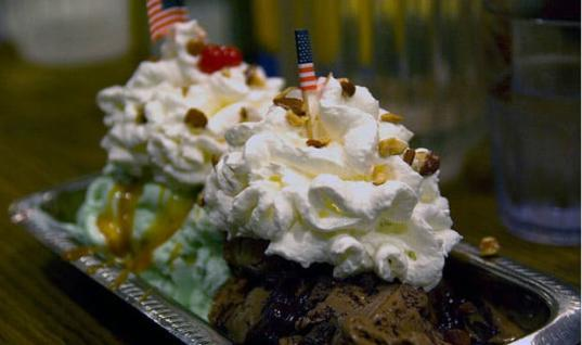 """25 of the Best Ice Cream Shops to Celebrate """"National Ice Cream Sundae"""" Day July 8th Is """"National Ice Cream Sundae"""" Day #NationalIceCreamSundaeDay., This Is A List Of 25 Of The Best Places In The US To Go Celebrate #NationalIceCreamSundaeDay., Forget Your Diet For A Day And Celebrate #NationalIceCreamSundaeDay!, July 8th Is A Saturday, But Every Day Can Be A Sundae On #NationalIceCreamSundaeDay!, 25 Places To Enjoy A Sundae On #NationalIceCreamSundaeDay., Today Is #NationalIceCreamSundaeDay. Check Out These 25 Places To Go To Celebrate.,  25 Of The Top Ice Cream Shops In The US To Celebrate #NationalIceCreamSundaeDay., 25 Places That Can Put The Cheery On Top Of Your Sundae On National Ice Cream Sundae Day., 25 Great Places To Celebrate #NationalIceCreamSundaeDay."""
