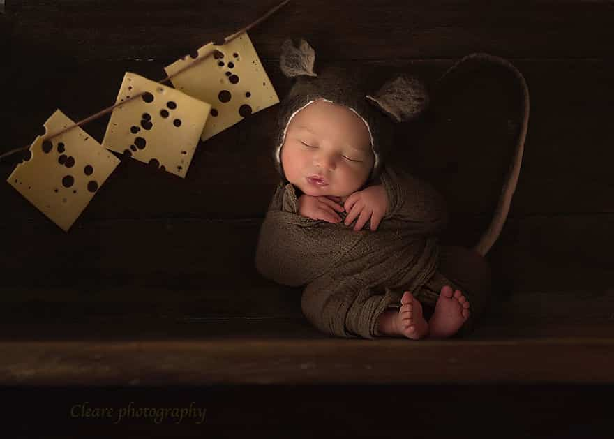 26 Magical Baby Pictures Made With Photoshop Mutually