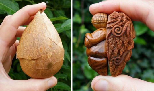 Amazing Artist Recycles Avocado Pits By Carving Celtic-Folklore Inspired Creatures Out Of Them Instead Of Throwing Away Avocado Pits This Irish Artist Crafts Them Into Magical Forest Creatures, Instead Of Throwing Away Avocado Pits This Irish Artist Carves Them Into Celtic- Folklore Inspired Creatures, While Most Throw Away Avocado Pits This Irish Artist Crafts Them Into Celtic-Folklore Inspired Creatures, While Most Throw Away Avocado Pits This Irish Artist Crafts Them Into Magical Forest Creatures, This Artist Recycles Avocado Pits by Carving Woodland Creatures Out Of Them, This Irish Artist Recycles Avocado Pits by Carving Celtic- Folklore Inspired Creatures Out Of Them, This Irish Artist Recycles Avocado Pits By Whittling Them Into Incredible Woodland Creatures, Artist Recycles Avocado Pits By Carving Incredible Magical Forest Creatures Out Of Them, Most People Throw Away Avocado Pits But This Artist Carves Them Into Magical Forest Creatures, Instead Of Throwing Away Avocado Pits This Artist Irish Carves Them Into Celtic-Folklore Inspired Creatures