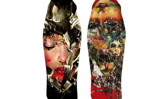Skate Decks That Are Also Art Pieces 20 Amazing Skateboard Designs, 20 Beautiful Hand-Painted Skateboards, Beautifully Painted Skate Decks, Amazing Hand-Painted Skate Decks, Check Out These Beautiful Skateboards,  Majestic Skateboard Designs You'll Love, Skate Deck Paintings That Are Out Of This World, Top 20 Skate Deck Paintings, Best Skateboard Paintings Ever