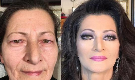 Before And After Makeup Pictures That Will Take Your Breath Away 25 Pictures That Prove The Importance Of Makeup, How To Become Unrecognizable After A Makeup Session, 25 Stunning Photos Of Before And After Makeovers, 25 Before And After Photos That Show The Importance Of Makeup, 25 Before And After Photos That Look Like They're Photoshopped, New Ideas On How To Do Your Makeup, 25 Makeup Pictures Before And After, The Art Of Makeup And How IT Actually Works, Some Makeup Artists Are Miracle Workers
