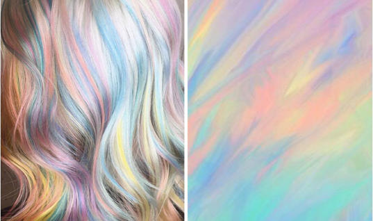 This Is Holographic Hair: The Hair Trend That Will Make You Feel Like A Magical Unicorn Holographic Hair: The Fairy Dye Trend You've Been Waiting For, 20 Hottest Photos Of The Fairy Holographic Hair Trend, Holographic Hair: The Hair Trend That You've Been Waiting For, This Is Holographic Hair: The Hottest Hair Trend Of 2017, This Is Holographic Hair: The Most Magical Hair Trend Of 2017, This Is Holographic Hair: The Hottest Hair Trend On Instagram Right Now, Holographic Hair Is The Hottest Trend On Instagram Right Now, Try The Hottest Hair Trend On Instagram And Feel Like A Magical Fairy, This Is The Hair Trend Everyone Is Talking About On Instagram Right Now, 20 Photos Of The Most Magical Hair Trend Of 2017, 20 Photos Of The Most Magical Hair Trend Right Now