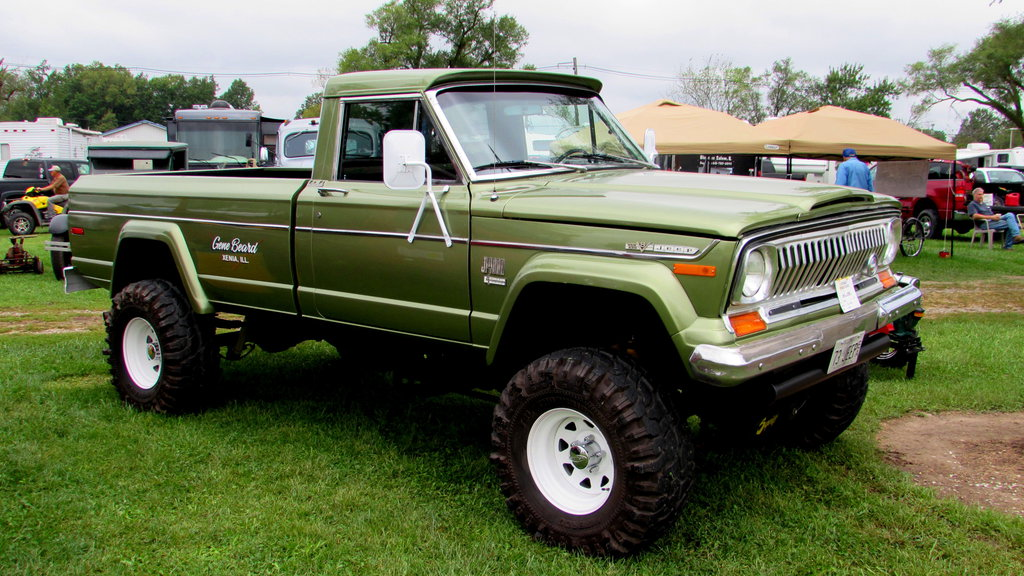 Jeep Trucks For Sale Military and Civilian Jeep Trucks and Jeep Truck Parts For Sale Willys Trucks Kaiser Trucks and AMC Trucks