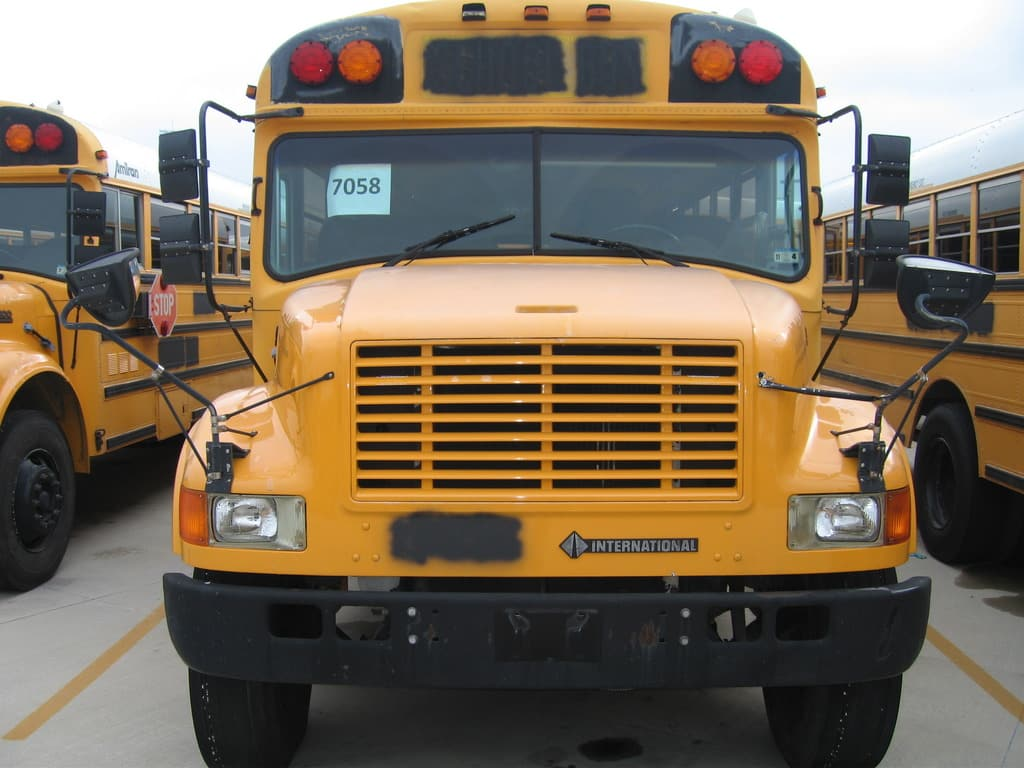 Texas Guy's Shocking School Bus Transformation – Page 12 – Mutually