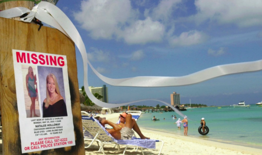 Shocking New Clues Show Up in the Missing Case of Natalee Holloway