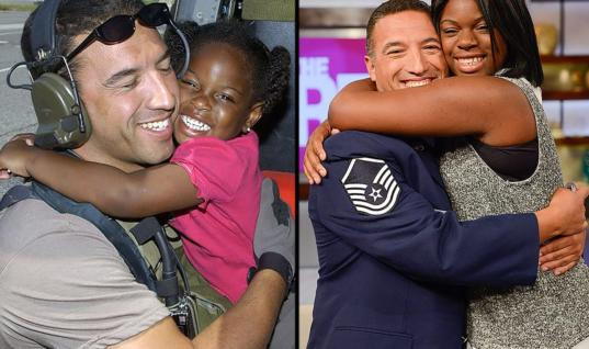 He Saved Her Life In Hurricane Katrina. 12 Years Later She Asks Question That Leaves Him Speechless…