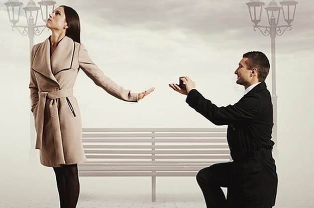 Worst failed marriage proposals