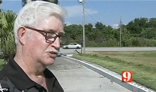 Rude Neighbor Blocks Old Man's Driveway With Cinder Blocks, So He Teaches Him A Lesson