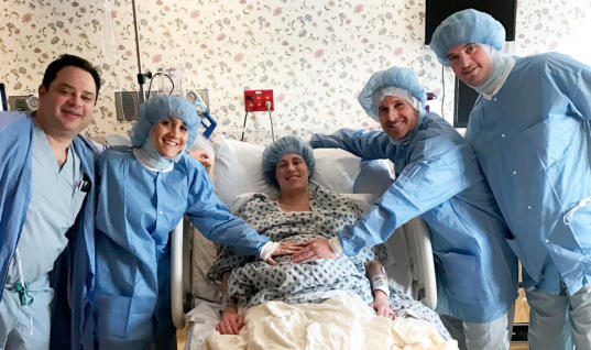 She Became A Surrogate For A Couple Who Couldn't Have Kids. Then Doctors Showed Them The Ultrasound